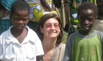 Lucia Benedini in Togo