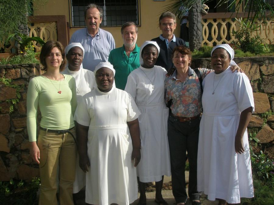 Suore Ordine Notre Dame de la Trinite Togo